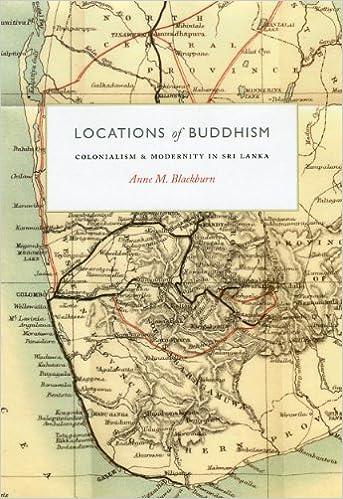 Blackburn Locations cover art