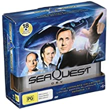 Seaquest Complete Collection