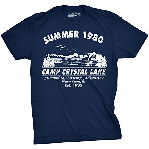 Crazy Dog T-shirts Mens Summer 1980 Funny Vintage Halloween Horror T shirt XL