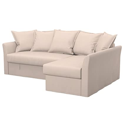 Divano Angolare Ikea Tessuto.Soferia Fodera Extra Ikea Holmsund Divano Letto Angolare Tessuto