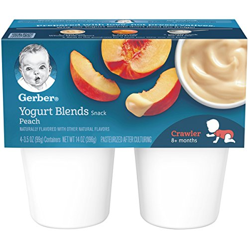 gerber baby yogurt - 6