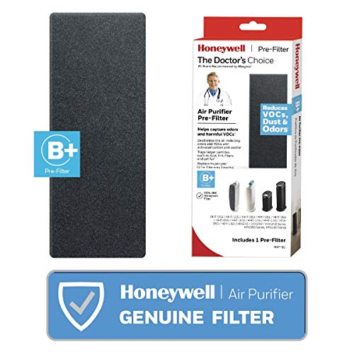 Honeywell Odor-Reducing Air Purifier Replacement Pre-Filter, HRF-B1/Filter (B) from Honeywell