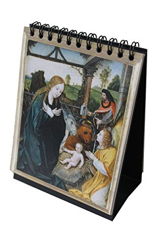 Sacred Art Series Large Rosary Flip Book (7