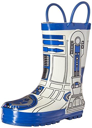 Western Chief Star Wars R2D2 Rain Pull-On Boot (Toddler/Little Kid/Big Kid)