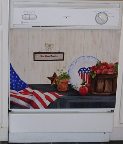 Appliance Art 11290 America Dishwasher
