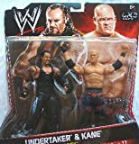 WWE Family Fury: Undertaker And Kane Figure 2-Pack - Series #11
