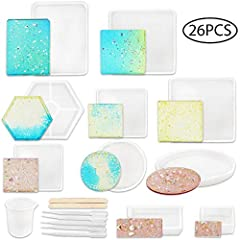 Epoxy Resin Art is making our spare life more creative, It's such a versatile option that more and more people are joining in this group to create all different kinds of resin projects.  -Art comes from life and goes beyond it and can also gu...