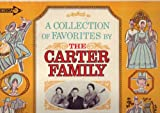 A Collection of Favorites by The Carter Family- Folk, Country, Blues & Sacred Songs - LP