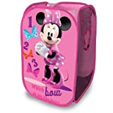 Disney Minnie Mouse Pop Up Hamper