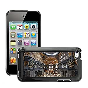Print Motif Coque de protection Case Cover // V00002673 Estambul Santa Sofia // Apple ipod Touch 4 4G 4th