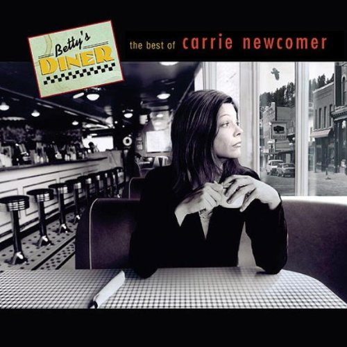 Cover of Betty's Diner: The Best of Carrie Newcomer