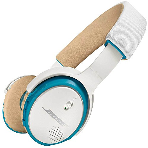 Bose SOUNDLINKBTW SoundLink On-Ear Bluetooth Headphones - White/Blue 714675-0020