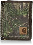 Carhartt Men's Trifold Wallet, Realtree, One Size