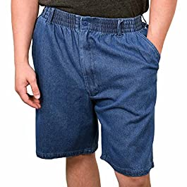 LD Sport Full Elastic Denim Short – 5311
