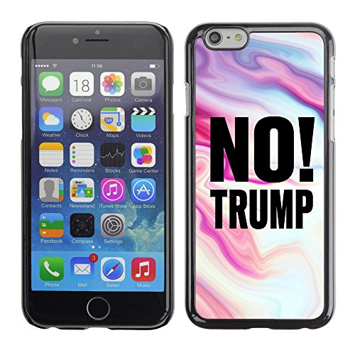 Print Motif Coque de protection Case Cover // Q04100566 Non Trump marbre dynamique // Apple iPhone 6 6S 6G 4.7""