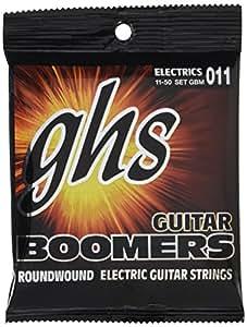 ghs strings gbm guitar boomers nickel plated electric guitar strings medium 011. Black Bedroom Furniture Sets. Home Design Ideas