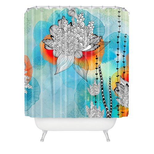 Deny Designs Abolina Shower Curtain