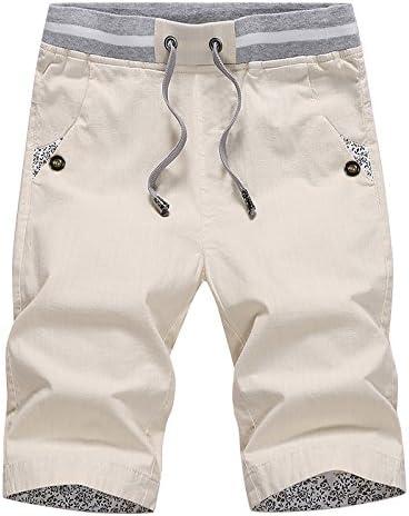 WDDGPZ Pantalones Cortos De Playa/ Verano Shorts Cortos Hombre Algodón Transpirable Shorts Casual Hombre S-3Xl 86: Amazon.es: Deportes y aire libre