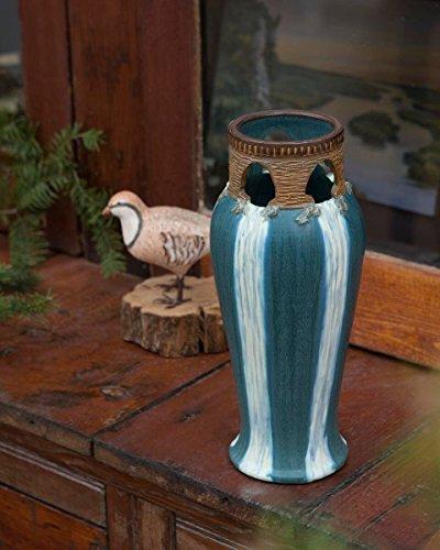 Aqueduct Vase (Ephraim Faience Pottery)