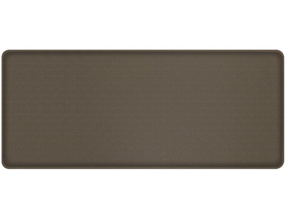 Gelpro Classic Floor Mat: 20x48: Linen Sable 1-22-2048-6