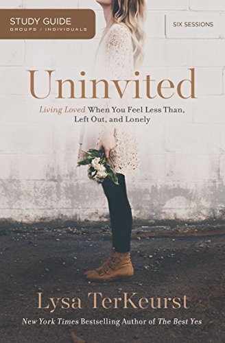 Uninvited Study Guide Living Lonely ebook