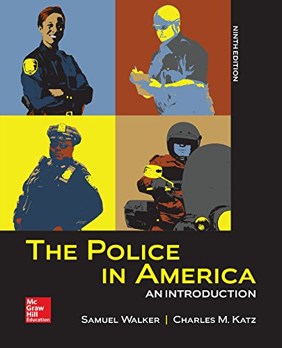 the police in america 8th edition - 2