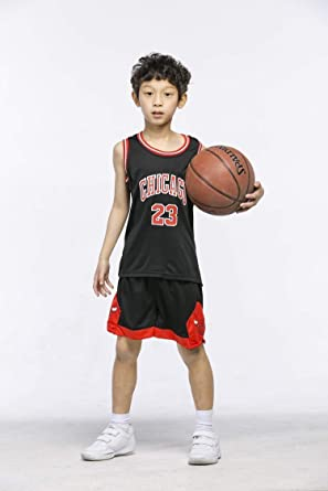 Maillots de Basketball pour Enfants NBA Set Maillot de