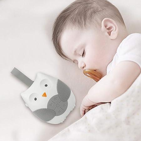 Starsmyy De Dormir del Bebé Búho De Dibujos Animados Máquina ...