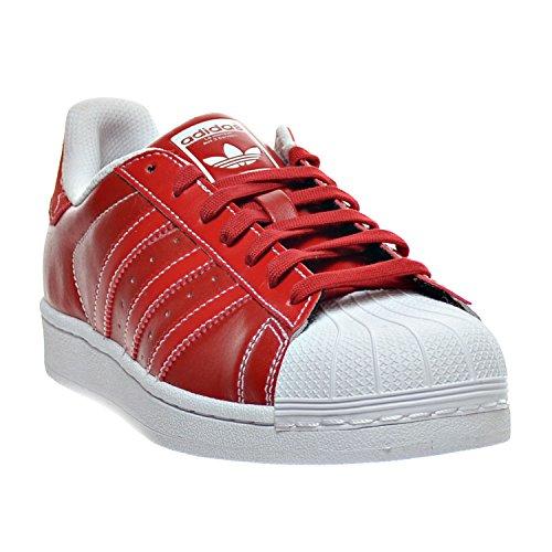 Adidas Superstar Men's Shoes Scarlet Red/White d69299 Scarlet Red/White cheap sale original CfEPJuLqEz