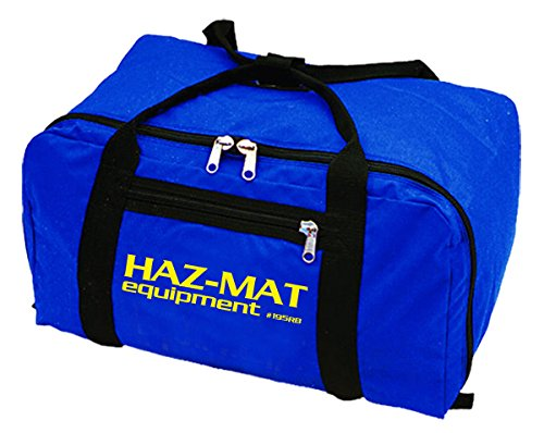 R&B Fabrications, Inc. 195RB Nylon Hazmat Equipment Bag, 13 1/2