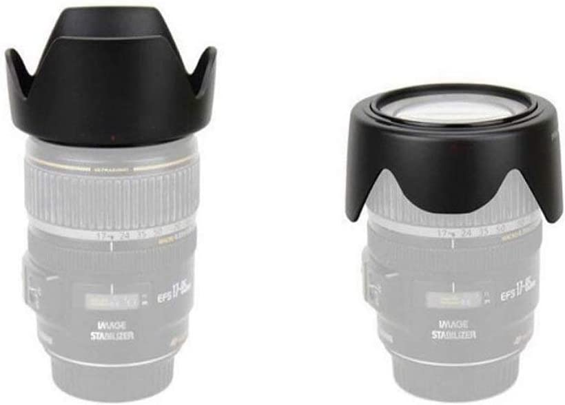 Camera Accessory EW-54 Lens Hood Shade for Canon EF-M 18-55 F//3.5-5.6 is STM Lens
