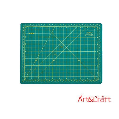 Cutting Mat,Self Healing Rotary Mat Professional Double-Sided Thick Non-Slip Mat 36