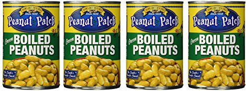 Price comparison product image Peanut Patch Peanuts Boiled - 4 x 13.5 Oz