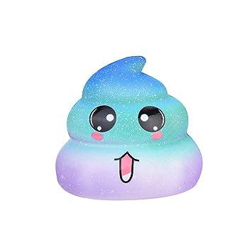 Feixiang Squishy Pas Cher Kawai Squeeze Squishi Squeezie Squishie Jouet Slow Rising Soft Toy Parfumé Anti Stress Jumbo Ball Cadeau Pour Les Enfants