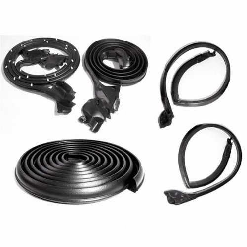 - Metro Moulded RKB 1900-111 SUPERsoft Body Seal Kit