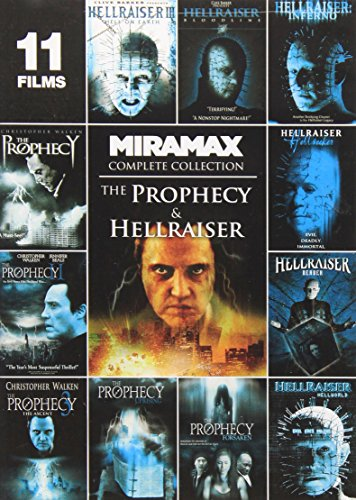 The Prophecy & Hellraiser (Complete Collection) (Hellraisers Christmas)