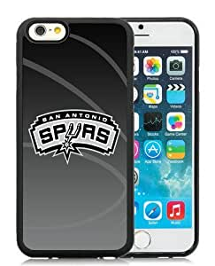 Diy Design San Antonio Spurs 11 Black Customized iPhone 6 4.7 Inch TPU Phone Case