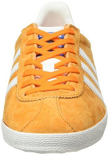 Adidas Gazelle Og Mens Trenere Hvit-orange