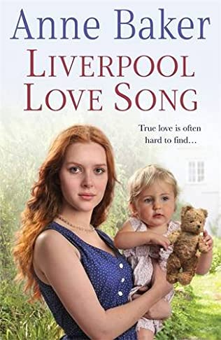 book cover of Liverpool Love Song