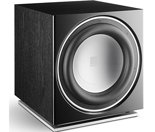 'DALI E-12 °F Active Subwoofer 250 W - Subwoofers: Amazon.co.uk: Electronics