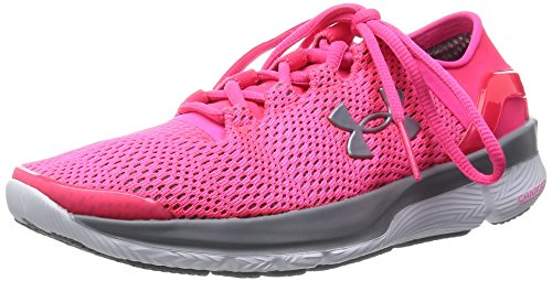 Under Armour Women's Ua Speedform Apollo 2 Harmony Red/Dynamo Blue/Black popular for sale YtalXl0