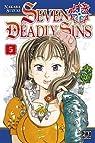 Seven Deadly Sins, tome 5 par Suzuki