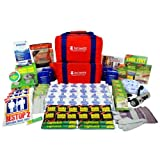 72 Hour Emergency Survival Kit - 4 Person Deluxe
