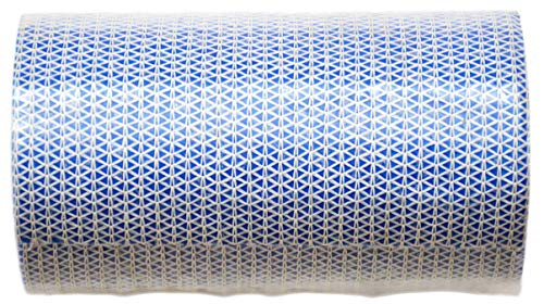 Dean Non-Slip Carpet Stair Tread/Area Rug/Carpet Tile Double-Sided Adhesive Mesh Installation Tape Roll