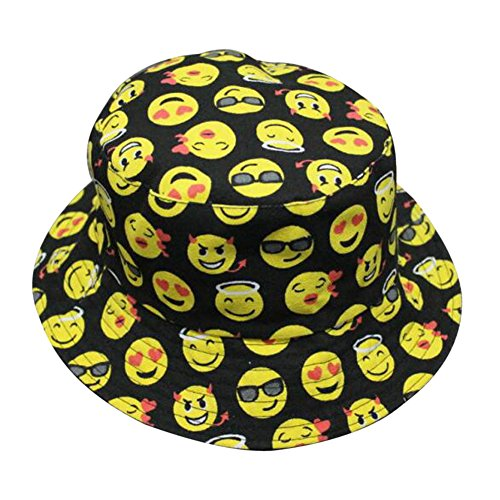 Summer Fishing Hat  with Emoji