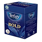 Tetley Orange Pekoe Bold Black Tea - 72 Count