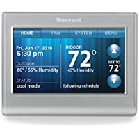 Honeywell RTH9580WF Smart Wi-Fi 7 Day Programmable Color...