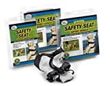 Four Paws Safety Seat Vest Harness, X-Small, Black