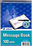 Message Book - 5.5'' x 8'' 30 pcs sku# 1301670MA
