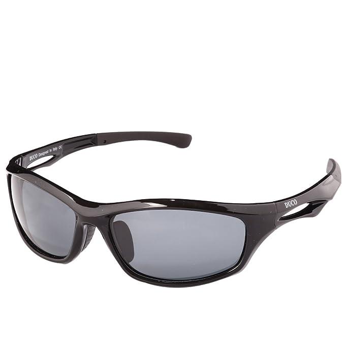 Duco Polarized Designer Fashion Sports Gafas de sol para Deportes Bicicleta Pesca Golf TR90 Super Lightweight Frame 6200 yADENll